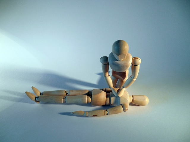 picture of massage doll for massage therapy services